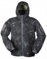 Hardshell Jacke - Breathable - Mandra Night