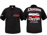 Polo-Shirt - Division Berlin - Quadriga