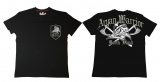 Premium Shirt - North Land - AW - Axmen - Motiv 2 - schwarz