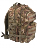 Rucksack - US ASSAULT PACK LG - VEGETATO W/L
