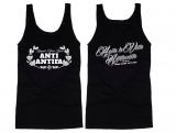 Muskelshirt - Support your Local Anti-Antifa