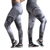 Premium Frauen - Leggings - Doomsday