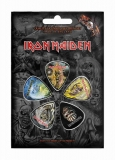 Plektrum Pack - Iron Maiden - The Faces Of Eddie