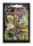 Plektrum Pack - Iron Maiden - Early Albums