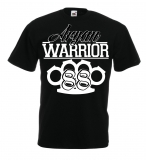 Partner T-Shirt - Aryan Warrior - schwarz