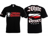 T-Hemd - White Power - Motiv 2 - SWR