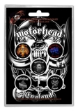 Button Pack - Motörhead - England