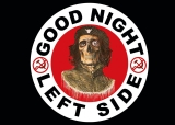 Good Night left Side - Motiv Death - Aufkleber Paket 50 Stück