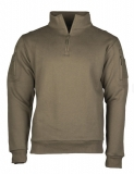 Funktions Pullover - Tactical - ranger green