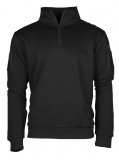 Funktions Pullover - Tactical - schwarz